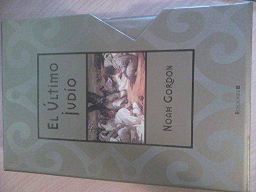 9788466626248: ULTIMO JUDIO, EL: EDICION DE LUJO PRESENTADO EN ESTUCHE (HISTORICA)