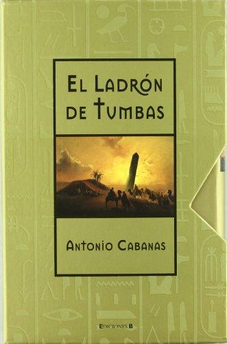 9788466626262: LADRON DE TUMBAS, EL: EDICION DE LUJO PRESENTADA EN ESTUCHE (HISTORICA)