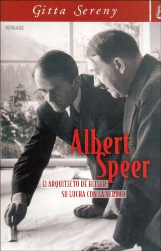 9788466626651: Albert Speer (Spanish Edition)