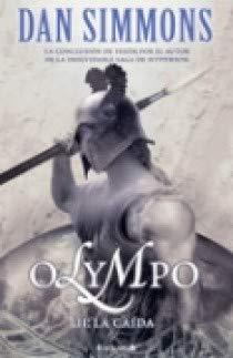 9788466626859: Olympo II: La Caída