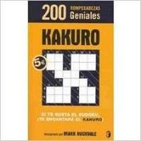 9788466627535: Kakuro (Spanish Edition)