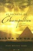 9788466628136: El Secreto de Champollion (Spanish Edition)