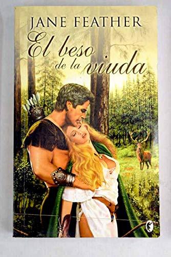 9788466632720: EL BESO DE LA VIUDA (ROMANTICA BYBLOS)