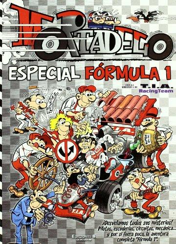 9788466633673: Mortadelo. Especial Fórmula 1 (nueva edición) (Números especiales Mortadelo y Filemón)