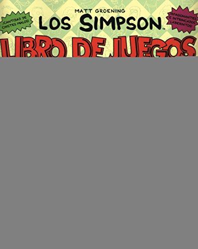 9788466633741: LIBRO DE JUEGOS PARA LOS DIAS DE LLUVIA (SIMPSON ALBUMES)