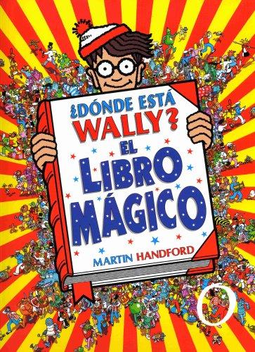 9788466633833: Donde esta Wally? El libro magico (Spanish Edition)