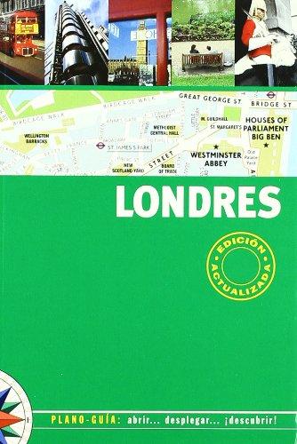 9788466634045: LONDRES / PLANO-GUIAS: EDICION ACTUALIZADA 2008 (SIN FRONTERAS)