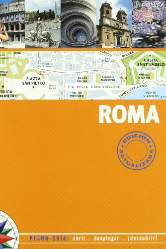 9788466634076: ROMA / PLANO-GUIAS: EDICION ACTUALIZADA 2008 (SIN FRONTERAS)