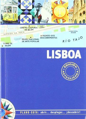 9788466634090: LISBOA (PLANO-GUIA): EDICION ACTUALIZADA 2008 (SIN FRONTERAS)