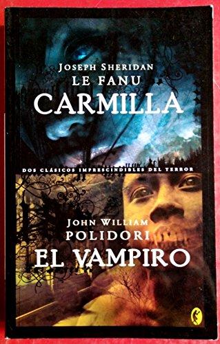 9788466634274: Carmilla / El vampiro