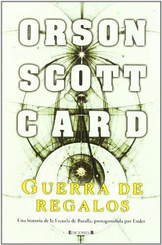 9788466636360: Guerra de regalos (Saga de Ender 11) (NOVA)