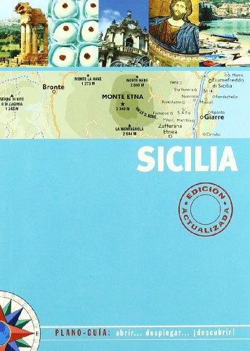 9788466636858: SICILIA (PLANO-GUIA): EDICION ACTUALIZADA 2008 (SIN FRONTERAS)