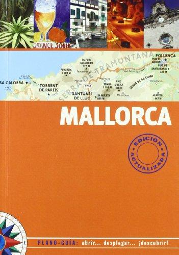 9788466636896: Plano-Guia Mallorca (Spanish Edition)