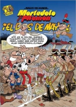 9788466636964: Mortadelo Y Filemon Vol 122: !!El DOS De Mayo! (Spanish Edition)