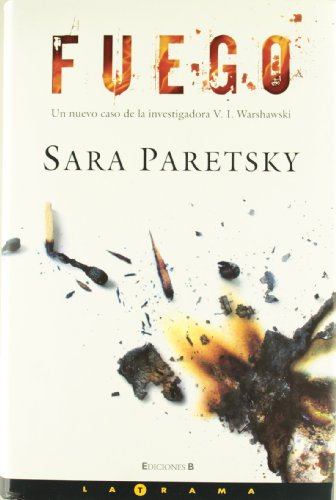 9788466637640: Fuego (Latrama (Hardcover)) (Spanish Edition)