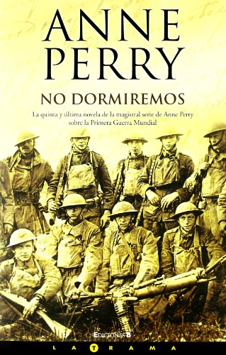 No Dormiremos (Spanish Edition) (846663892X) by Anne Perry