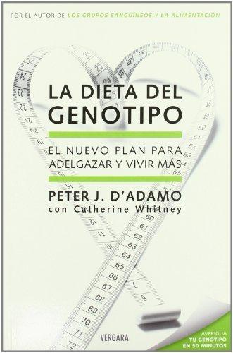 9788466638937: La dieta del genotipo (NO FICCIÓN)