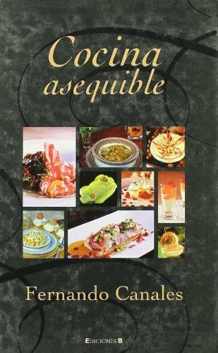 Cocina asequible: Canales Etxanobe, Fernando