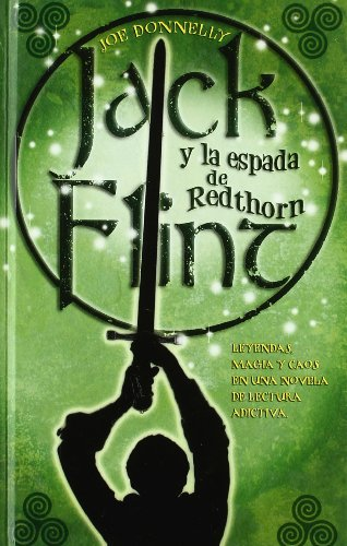 9788466640985: Jack Flint y la Espada de Redthorn/ Jack Flint and the Redthorn Sword