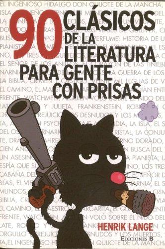 9788466641500: 90 CLÁSICOS DE LA LITERATURA PARA GENTE CON PRISAS (COMIC ADULTOS)