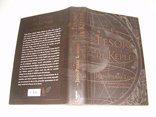 9788466641814: EL TESORO DE KEPLER (HISTORICA)