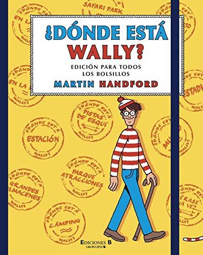 9788466643061: DONDE ESTA WALLY?: EDICION PARA TODOS LOS BOLSILLOS (WALLY - EDB)