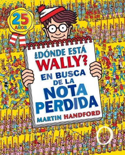 9788466643146: Donde esta Wally: en busca de la nota perdida (Spanish Edition)