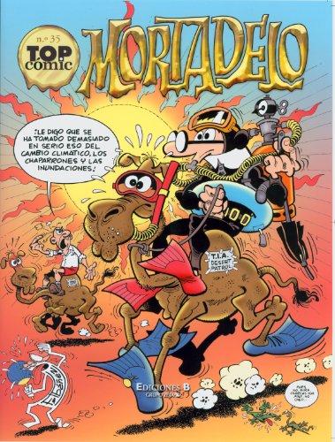 9788466643573: TOP COMIC MORTADELO Y FILEMON NOº35 (Spanish Edition)