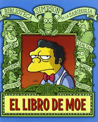 9788466643740: El libro de Moe (Los Simpson) (B CÓMIC)