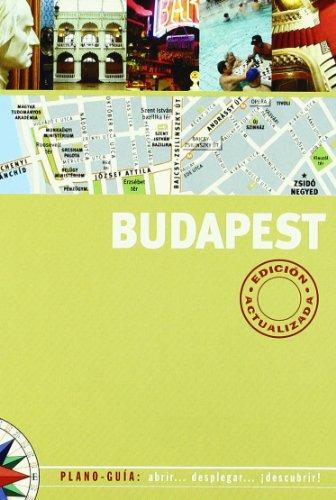 9788466646161: BUDAPEST (PLANO-GUIA 2011)