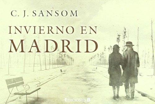 9788466646444: Invierno en Madrid (B DE BOLSILLO)