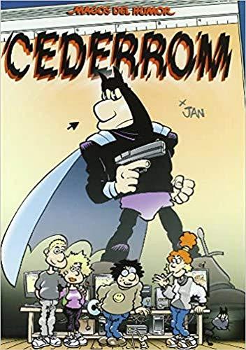 9788466646703: Cederrom (Magos del Humor Superlópez 147)
