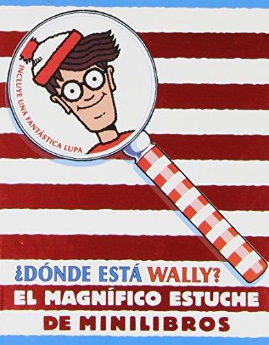 9788466647083: ¿Dónde está Wally? (estuche de minilibros) (WALLY - EDB)
