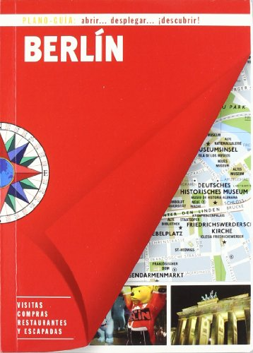 9788466648141: Berlin. Plano guia 2012 (Spanish Edition)