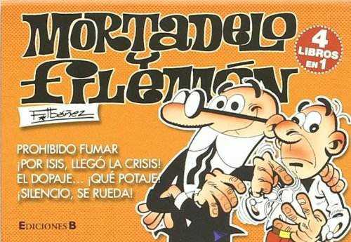 9788466648424: Mortadelo Y Filemon. Prohibido Fumar (Spanish Edition)