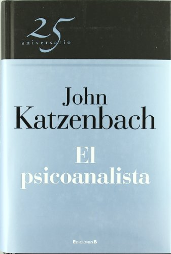 PSICOANALISTA (25 ANIVERSARIO) (8466649565) by KATZENBACH, JOHN
