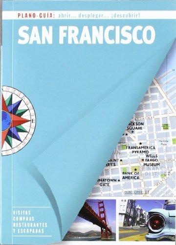 9788466649667: San Francisco. Plano guia 2012 (Spanish Edition)