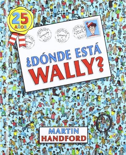 9788466649902: ¿Dónde está Wally? (WALLY - EDB)