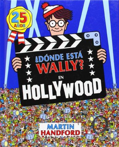 Â¿Dà nde está Wally? En Hollywood (ColecciÃ: Martin Handford