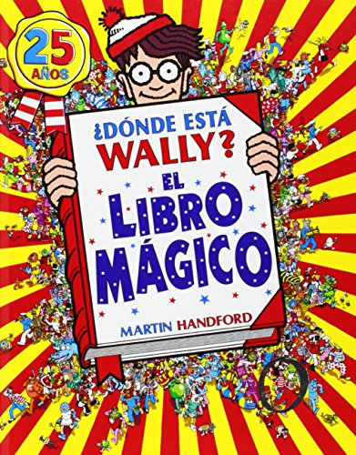 9788466649940: ¿Dónde está Wally? Llibro mágico (WALLY - EDB)