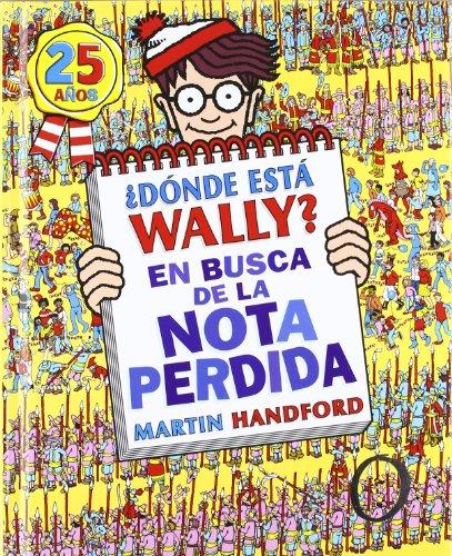 9788466649964: Donde esta Wally? En busca de la nota perdida (Spanish Edition)