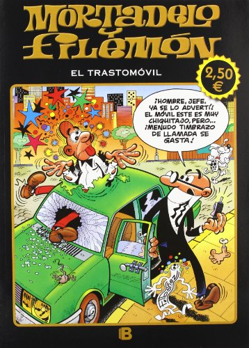 More info on Mortadelo y Filemón