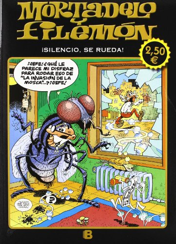 Mortadelo y Filemon. ¡Silencio, se rueda!
