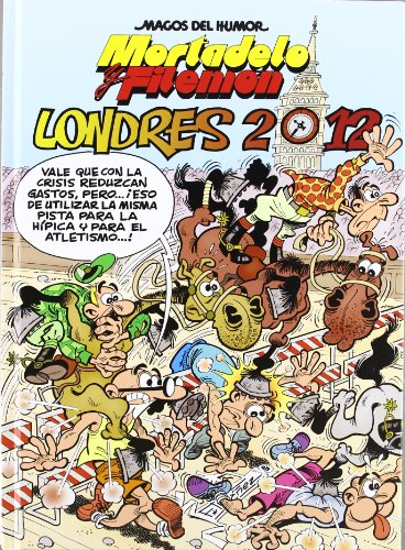 9788466650977: LONDRES 2012 - MORTADELO Y FILEMON