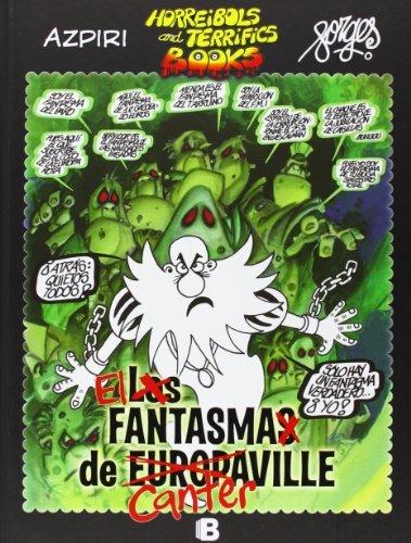 9788466651134: El Fantasma De Canterville. Horreibols 3 (HORREIBOLS AND TERRORIFICS BOOKS)