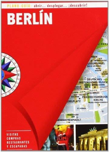 9788466651431: Berlin. Plano guia 2013 (Spanish Edition)
