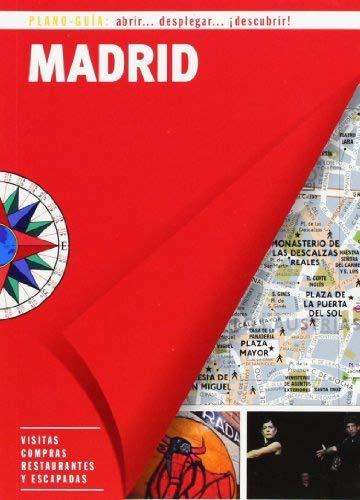 9788466651486: Madrid (Plano - Guía): Visitas, compras, restaurantes y escapadas (PLANO-GUÍAS)