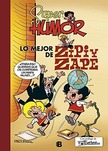 SUPER HUMOR ZIPI Y ZAPE Nº 14/SHZ: ESCOBAR