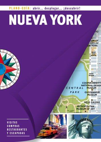 9788466653404: Nueva York. Plano Guía 2014 - 9ª Edición Actualizada (SIN FRONTERAS)