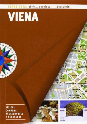 9788466653442: Viena. Plano Guía 2014 - 5ª Edición Actualizada (PLANO-GUÍAS)